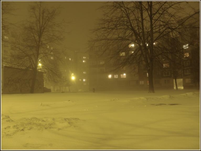 Autors: gubumākonis. Ciklona atnākšana Rīgā, 02.03. Plašāka šī autora galerija ir pieejama šeit.