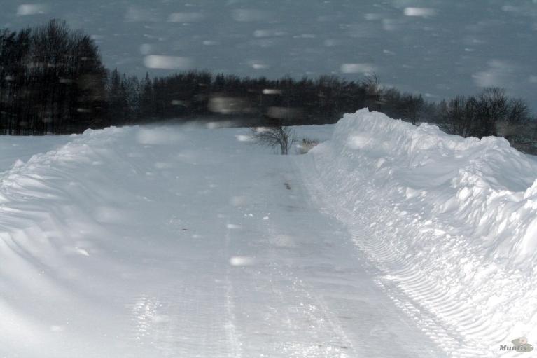24.12.2012. Sniegs, putenis, stiprs D, -14.