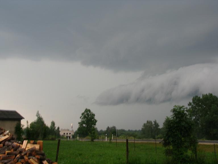 Autors: Karļitooo. Negaiss 2010.gada vasarā. Krustpils novads, Kūkas. Cits video.