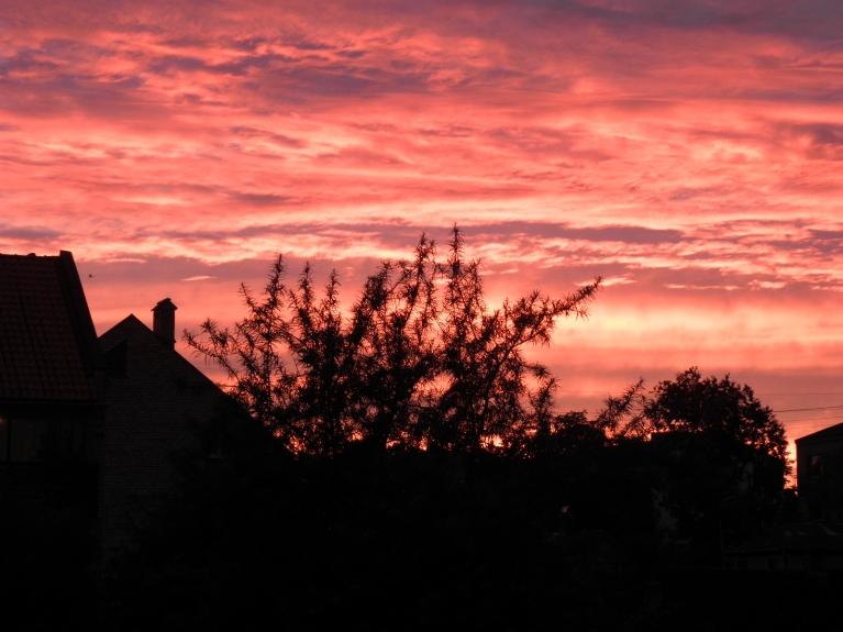 Autors: Norrmis. 19.septembra vakara debesis Tukumā