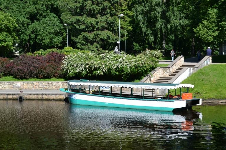 Šī un turpmākās 8 bildes uzņemtas Rīgas parkos un dārzos 12. jūnijā.