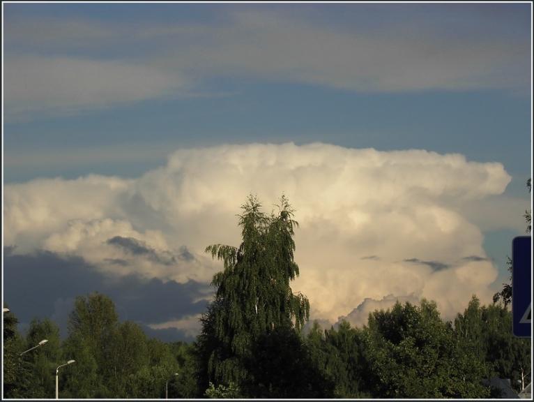 Negaiss Rīgas tuvumā, 2. septembrī