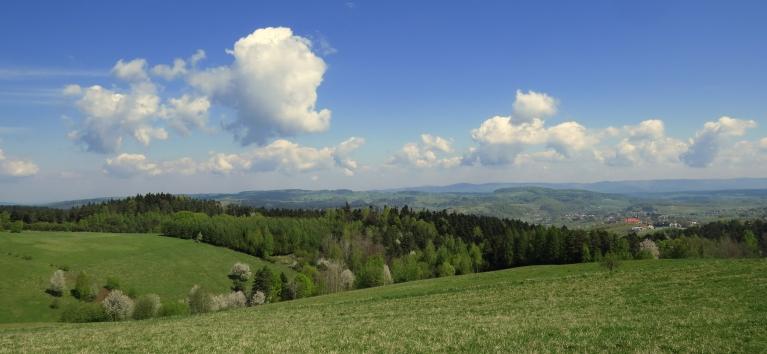 Acis bauda, sirds gavilē par skaistajiem kalnu skatiem!