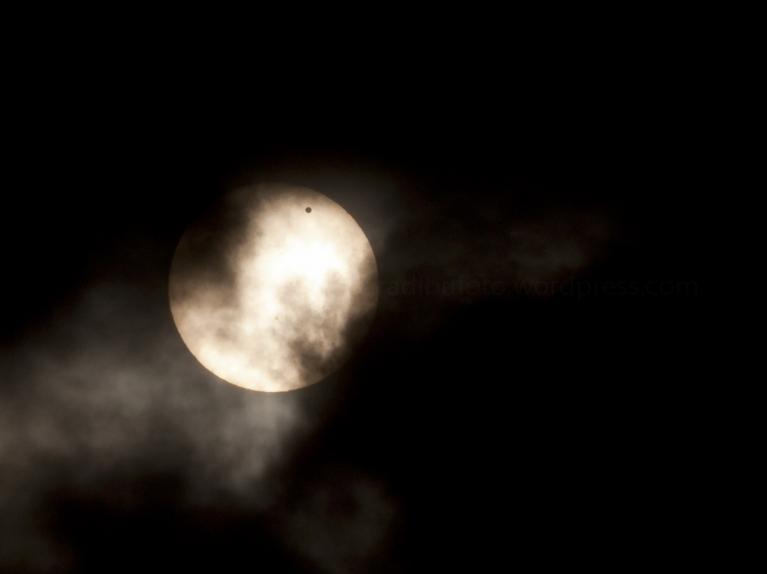 Venēras tranzīts Rīgā, 6. jūnijā