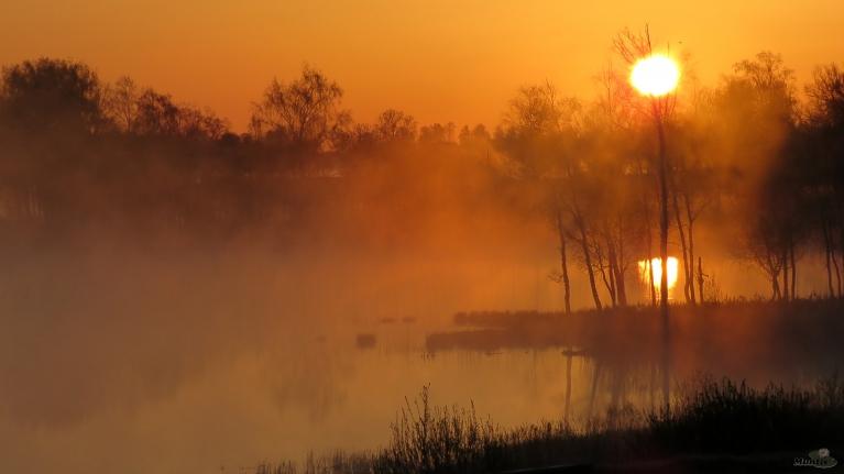 9. maija rīts pie Zobola.