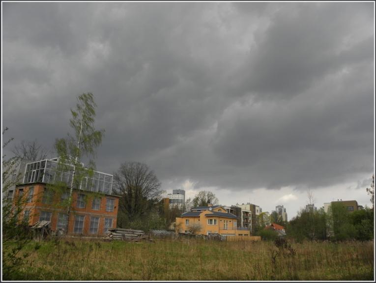Autors: gubumākonis. 5.maija pēcpusdiena Rīgā