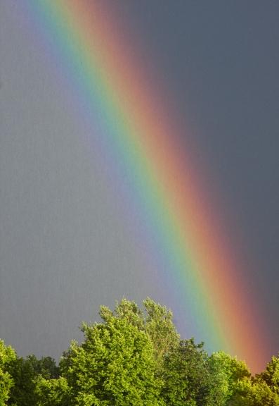 Primārā varavīksne Rīgā, 7. jūnijs.
