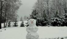 Pirmā ziemas mēneša sākums.