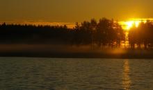 Ziemeļu vasara Baltijas jūras ziemeļos