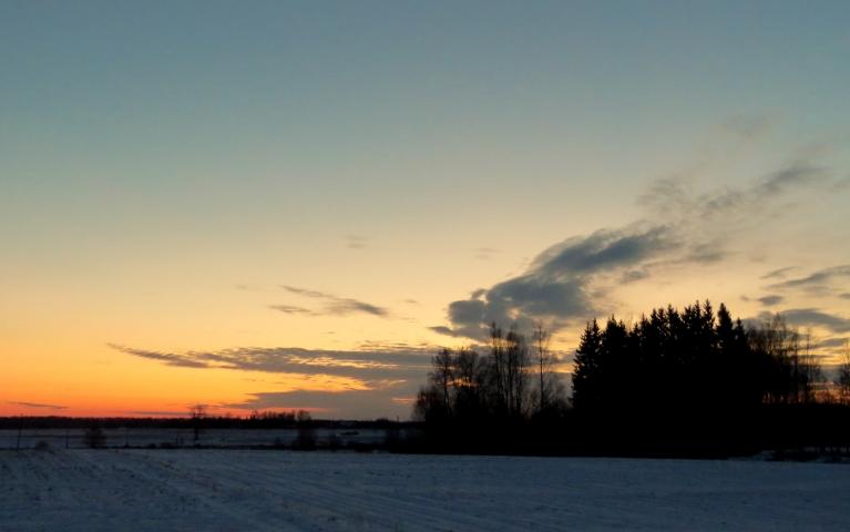 6. februāris, ap saullēktu -10,8.