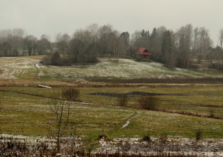 2. janvāris- parādās pirmais mitrais sniedziņš, zeme vēl nav stingusi.