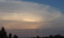 Negaisi 16., 21., 22.maijā