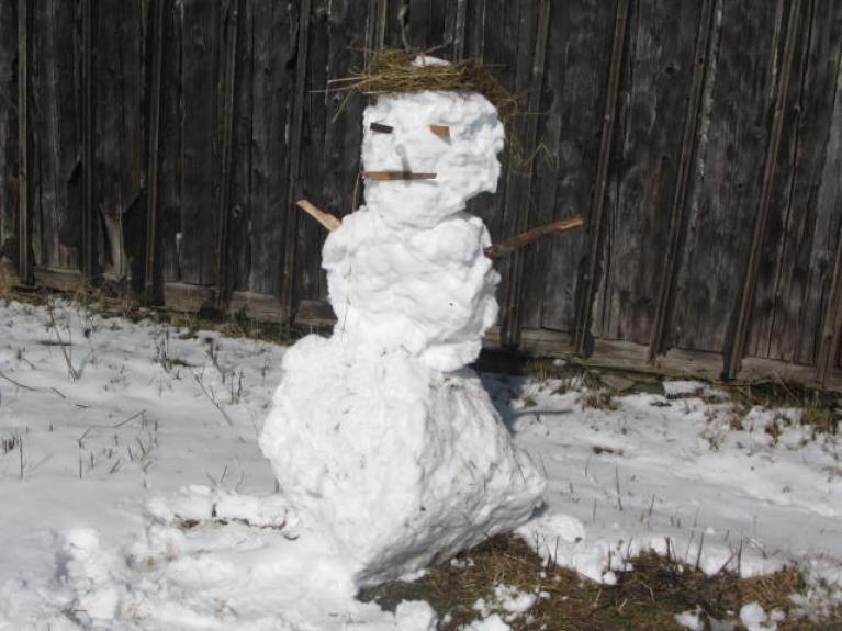 Autors: Raitis, Sametis. Otro Lieldienu sniegavīrs, Zante