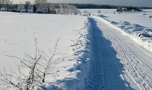 Sniegotā janvāra sarmotās atvadas