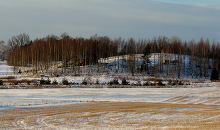 Piekrastes ziema februāra sākumā