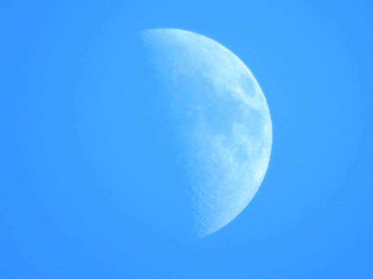 Briestošs mēness.