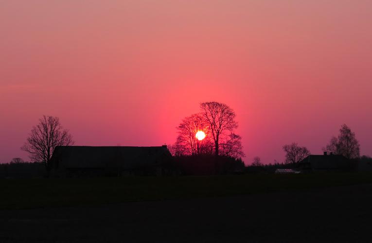 24. aprīļa saullēkts