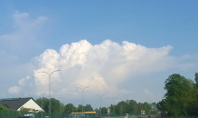 Skaisti negaisi Rīgas apkārtnē 21.05.2019.
