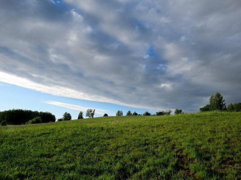 Līdz ar skaidrajām debesīm sākas strauja gaisa atdzišana.