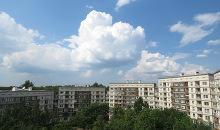 06.06.2019. Rekordkarstums un draiskais negaiss Rīgā, Pārdaugavā.
