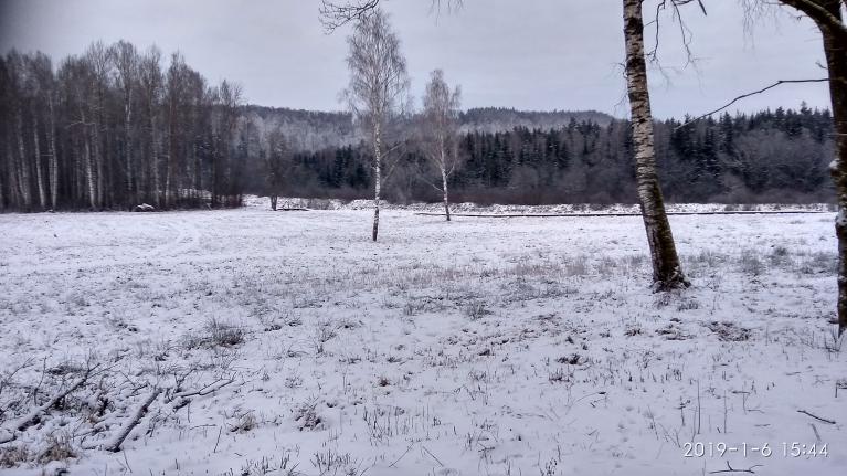 Izrādās, janvārī sniegs bija...
