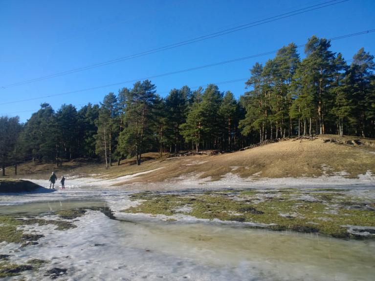 Februāris. Solīta aukstuma vietā atnāk anomāls siltums ar rekordiem, Rīgā +12.
