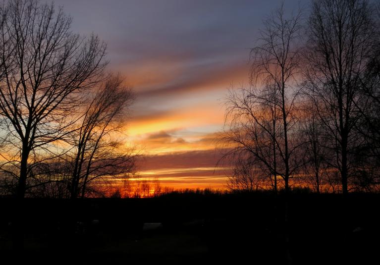 23. janvāra saulriets