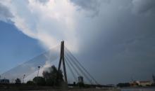 Negaisu diena Rīgā 08.06.2020.