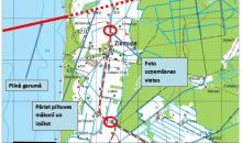 Ūdensstabs, Vipuļviesulis, Waterspout Ziemupē, 29.07.2020