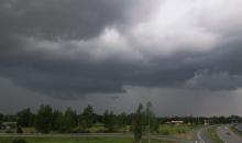 Negaisi Rīgas apkārtnē 23.08.2020.