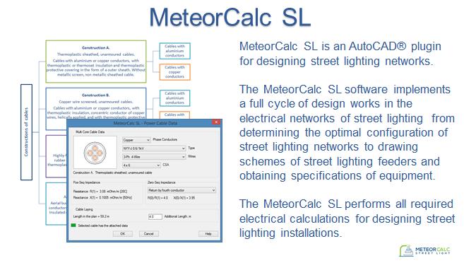 MeteorCalc SL - MeteorCalc SL presentation