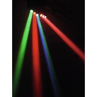 Futurelight Color Wave LED moving bar 6x20 W