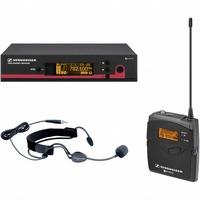 Sennheiser EW152-G3 Profesyonel Headset Telsiz Mikrofon Seti