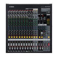 Yamaha MGP-16X Analog Mikser 16 Kanal, Usb, Çift Efekt