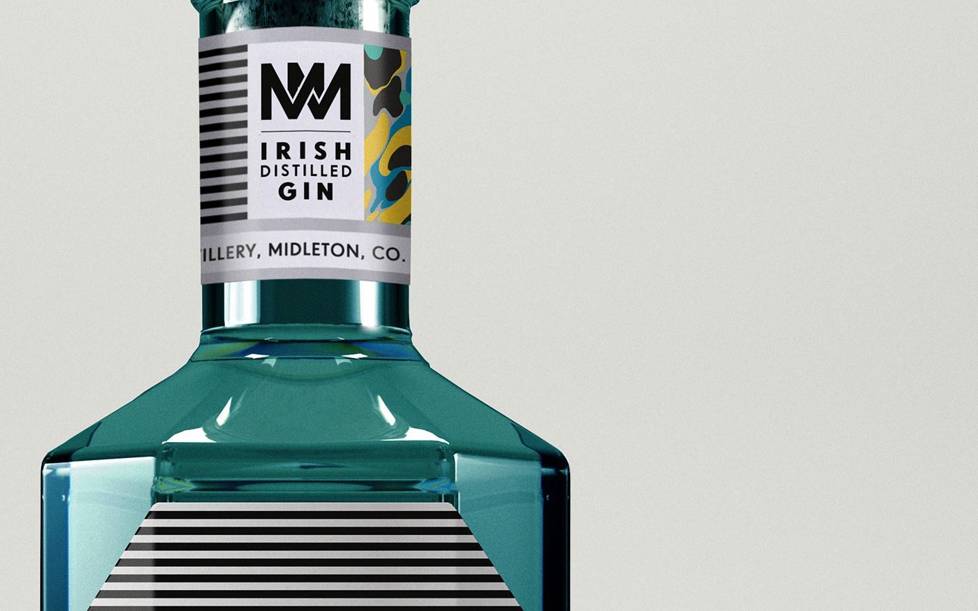 Irish Micro Distilled Gin