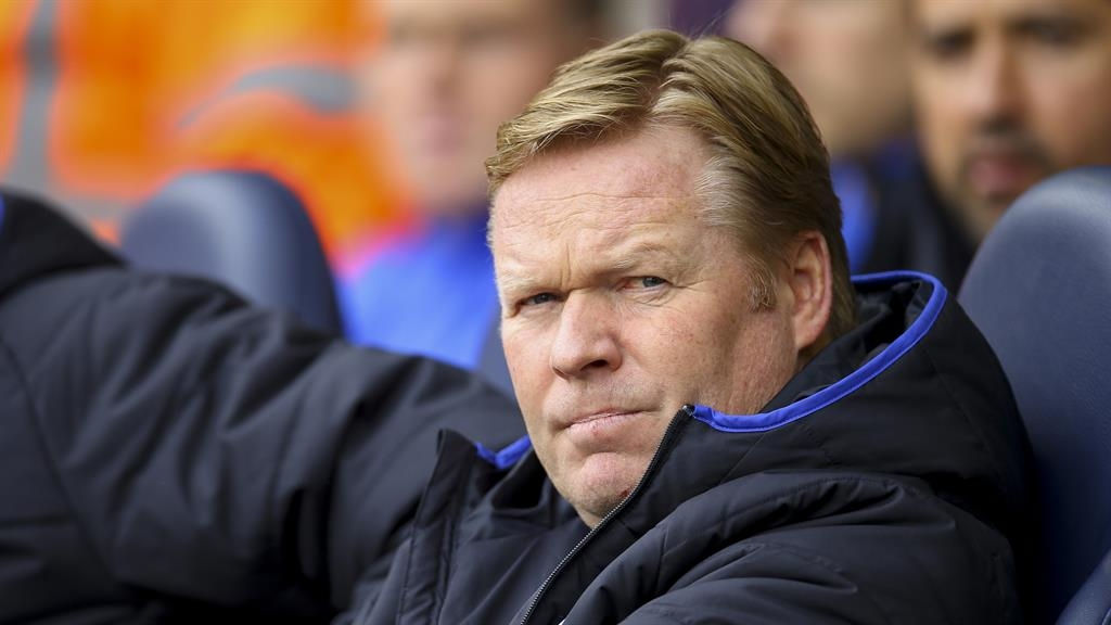 Ronald Koeman makes worrying admission about Ross Barkley's future