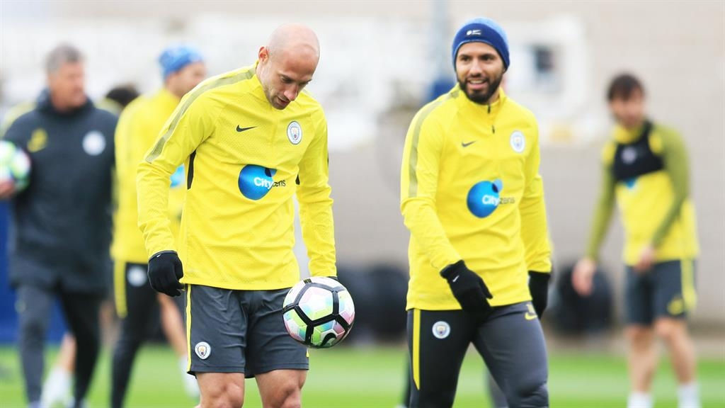 Zabaleta mulls options after farewell game for Manchester City