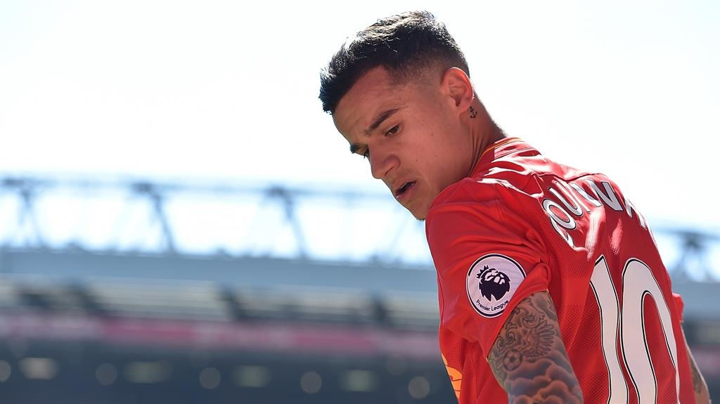 Philippe Coutinho admits Barcelona interest is