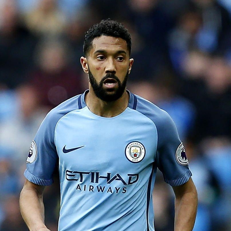 Jesus Navas, Gael Clichy, Bacary Sagna & Willy Caballero leaving Manchester City