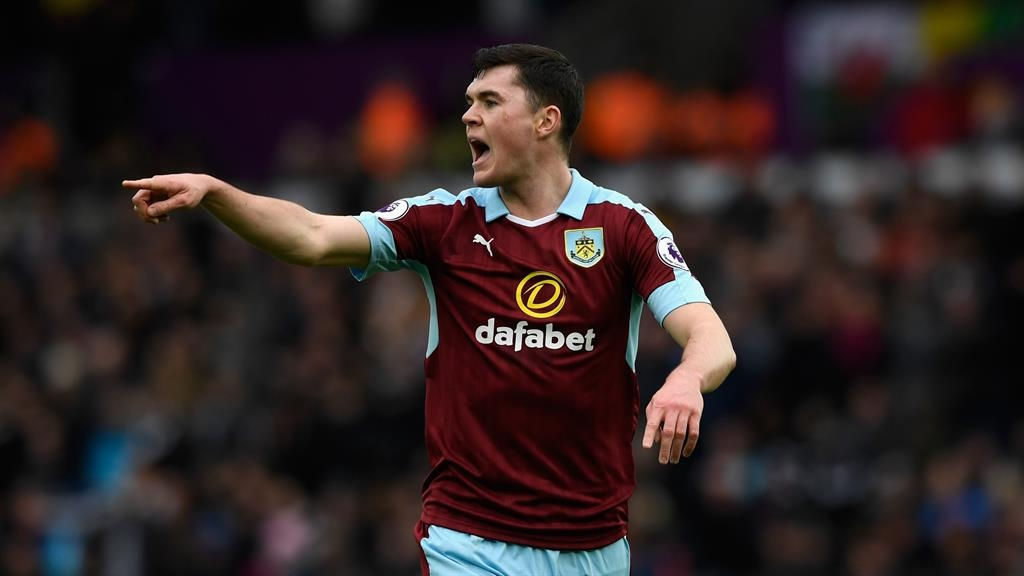 Manchester United set to benefit from Michael Keane transfer