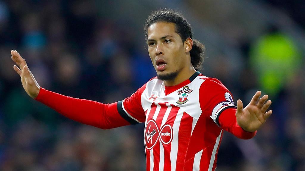 Southampton Report Liverpool For Alleged Illegal Virgil Van Dijk Approach