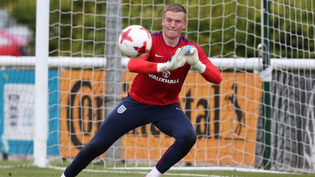Everton set to land goalkeeper Jordan Pickford