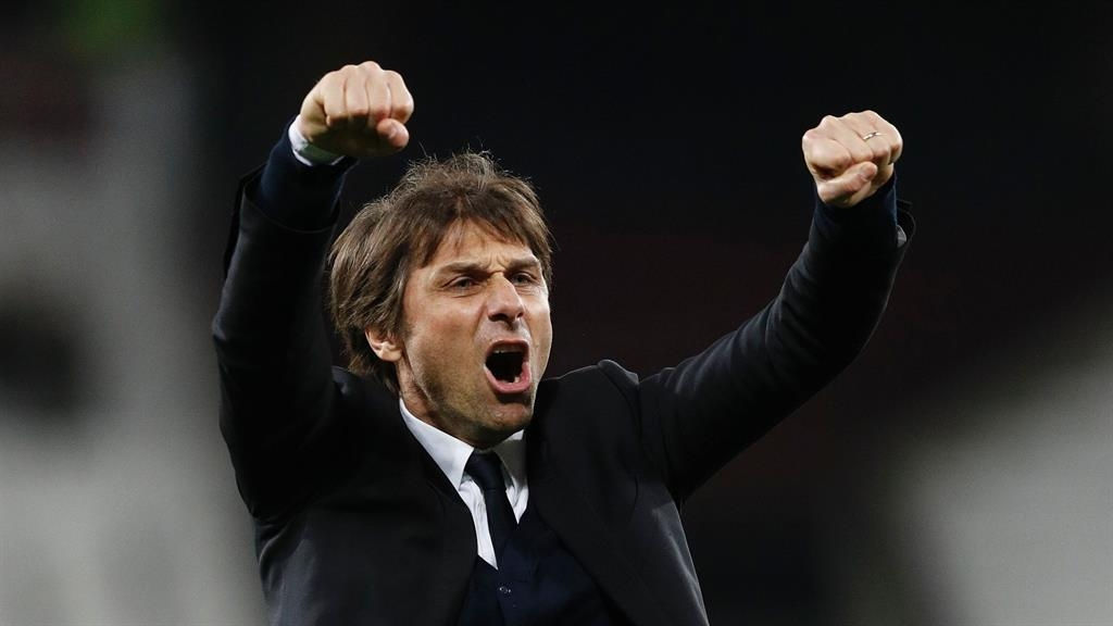 Conte signs new two-year contract with Chelsea