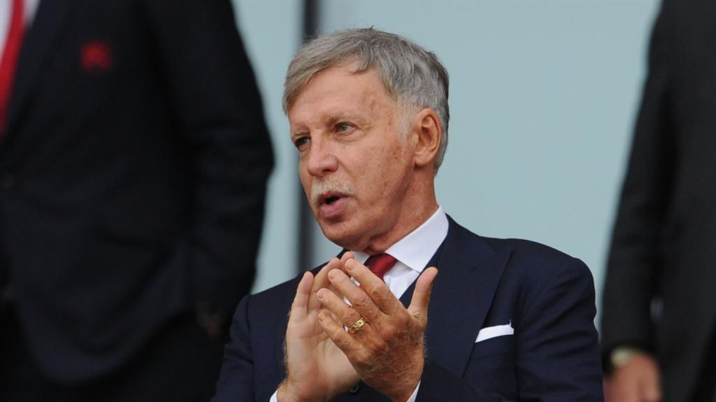Corbyn 'disgusted' over Arsenal owner Kroenke's hunting channel