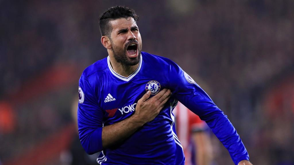 Diego Costa is in Chelsea's past - Antonio Conte insists