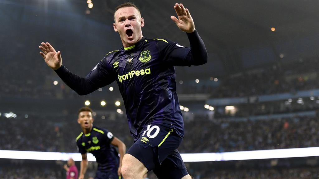 Everton boss Ronald Koeman backs Wayne Rooney's worldwide  retirement