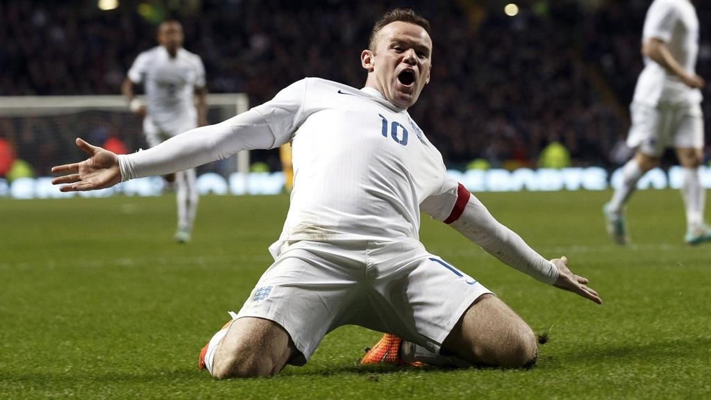 England top goal scorer Wayne Rooney ends international career