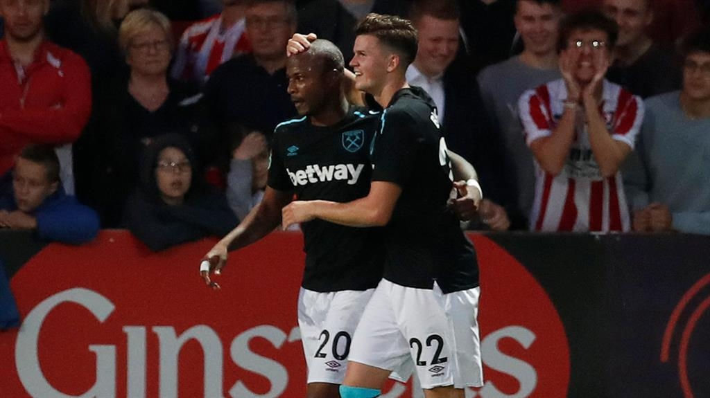 West Ham boss will have 'strong squad' for Cheltenham cup tie