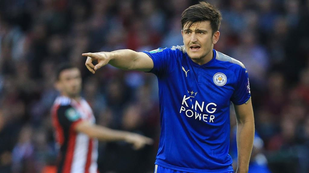 Maguire in England football squad for World Cup qualifiers