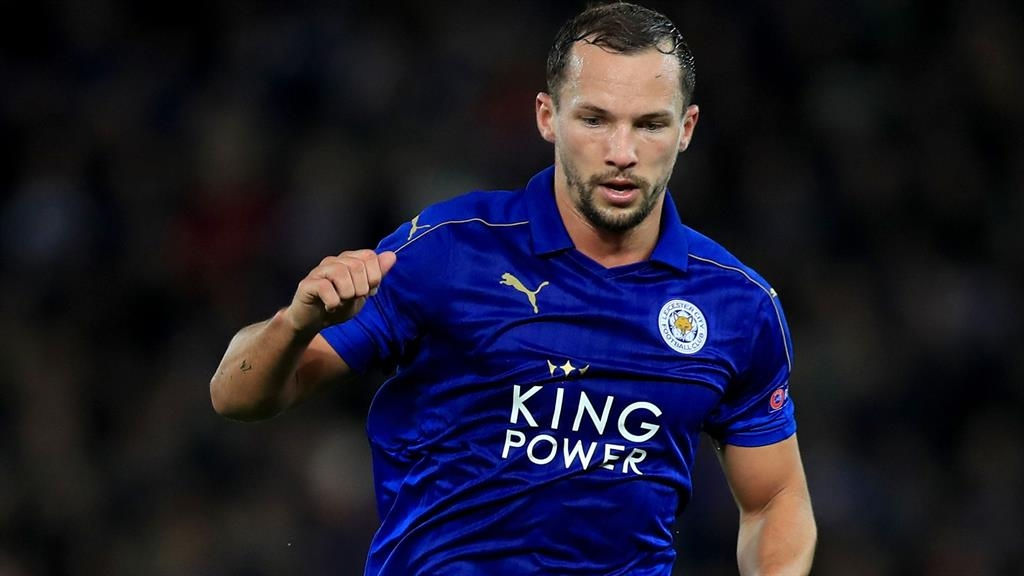 Leicester's Danny Drinkwater submits transfer request to join Chelsea